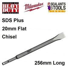 Milwaukee 4932339626 Sds-plus Chisel Flat Bit 250mm X 20mm