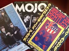 Mojo Magazine Beatles Collector Cover Art Prints The Fall Shaun Ryder De La Soul