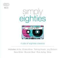 Various - Simply Eighties Cd4 Union Square Music