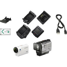 Sony FDR-X3000R 4K HD Recording Action Camera w/Live View Remote Kit