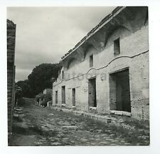 Ostia Antica - Vintage Publication Photograph - Ancient Street