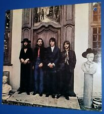 THE BEATLES AGAIN on label Hey Jude 1970 PROMO HOLE early matrix pressing S0 385