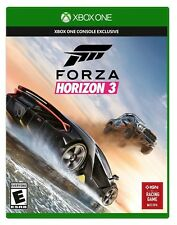 FORZA HORIZON 3 * XBOX ONE * BRAND NEW FACTORY SEALED!