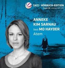 ANNEKE KIM SARNAU liest MO HAYDER Atem