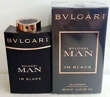 BVLGARI MAN In Black Eau De Perfume 100ml 100% Original