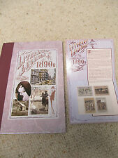 1991 Australia Post Publication - Literary Legends if the 1890's, include stamps