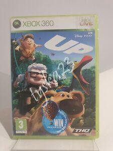 Disney Pixar UP Xbox 360 Fast Free Post Christmas Birthday
