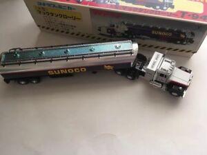 Diapet Mac Tank-Lorry T-94 Scale 1/50 Yonezawa Toys Made In Japan