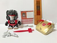 TRANSFORMERS SLAG DINOBOTS VINYL ACTION FIGURE LOYAL SUBJECTS COMPLETE LIKE NEW!