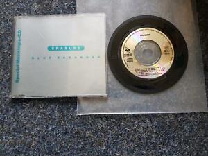 Erasure - Blue Savannah 3'' CD Maxi Single/ Der deutsche Mix