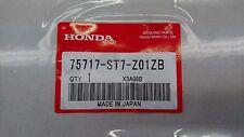 JDM Genuine Honda Acura Integra Type-R Sticker Decal Rear 75717-ST7-Z01ZB Japan