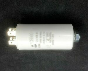 12uF RunCapacitor P0 Plastic 400/450V 240V motor pump spa dryer drill compress