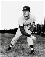 Don Drysdale Photo 8X10 - Dodgers Los Angeles - Buy Any 2 Get 1 Free