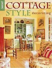 Cottage Style Decorating - Paperback By Editors of Sunset Books - VERY GOOD