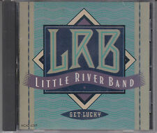 LITTLE RIVER BAND Get Lucky 1990 MCA Oop CD Oldies Rock Glenn Shorrock MCAD-6369