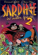 Sardine in Outer Space 2 by Emmanuel Guibert