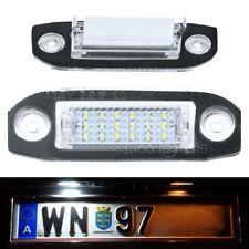 LED Kennzeichenbeleuchtung Kennzeichenleuchten Volvo S80 V50 V70 C30 S40 XC60 M1
