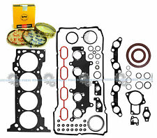 full set gaskets for toyota ta a ebay 2013 Toyota Tundra Double Cab 05 13 toyota ta a 2 7l dohc 16v 2trfe engine full gasket set piston