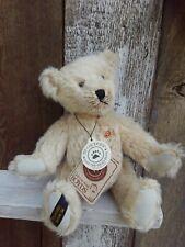 Teddy B. Bear Mohair Collection Boyds Bears Jointed Plush w/ Tags