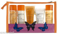 Sanctuary Spa ENJOY THE LITTLE THINGS Gift Bag: Body Wash/Lotion/Scrub/Foam Bath