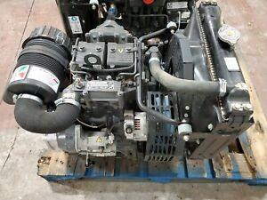 Lister Petter 8.2KW Diesel Engine Twin Cylinder