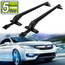 For Honda Accord 1998-2016 Roof Rack Cross Bar Cargo Carrier Anti-theft Lock US