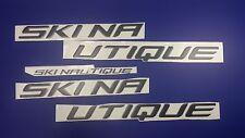 "Ski Nautique boat Emblem 40"" black + FREE FAST delivery DHL express"