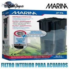 Filtro interno Jet Flo Marina - 75 acuario Gambario Tortuguera pecera