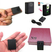 Mini GSM 2way Audio Voice Monitor Surveillance Detect SIM Card Spy Ear Bug N9