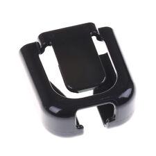 Schwarz Kunststoff Universal Stethoskop Gürtelclip Hüfte Halter Kunststoff Sm