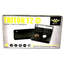 My Weigh Triton T2 Scale 200g Digital Pocket Scale - USA - Wholesale - New