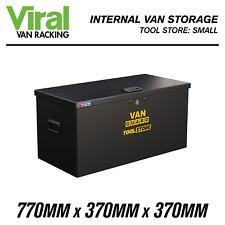 Van Guard Tool Store Small VG500S Zintec Steel Van Vault 770mm x 370mm x 370mm