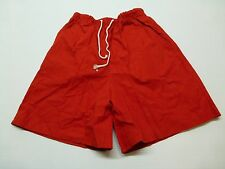 Blair Women Size Small Red Woven Casual Shorts New