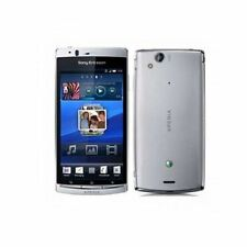 SONY ERICSSON XPERIA ARC LT15i - 8MP CAMERA - WIFI - 3G - SILVER Grade A