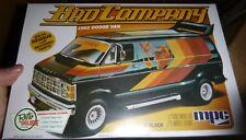"MPC 824 1982 Dodge ""Bad Company"" Van 1/25 Model Car Mountain FS"