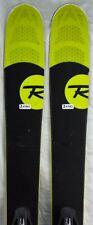 15-16 Rossignol Soul 7 Used Men's Demo Skis w/Bindings Size 172cm #347552