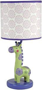 Carter's Zoo Lamp & Shade - Giraffe