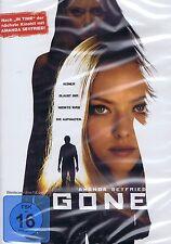DVD Nouveau/OVP-Gone-Amanda seyfried, Jennifer Carpenter & Daniel sunjata