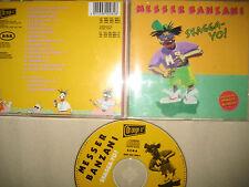 RARE CD Messer Banzani – Skagga-yo!  Punk oi  Reggae Ska