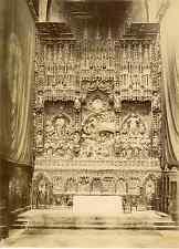 Espagne, Saragosse, la cathédrale  Vintage albumen print Tirage albuminé  17