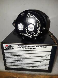 Custom Abu garcia c3 6500 catfish special