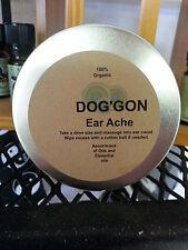 Dog'Gon Ear Ache  Ear Infections Smelly Ears Stinky Ears Organic Cleaner