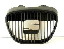 Seat Ibiza / Cordoba (6L) 2002-2006 NEW Front Grille in BLACK OE:6L0853651C01C