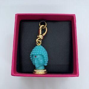 Juicy Couture Buddha Charm (Blue)