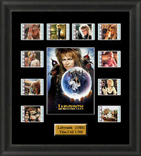 Backlight Labyrinth (1986) Film Cells FilmCells Movie Cell Presentation Bowie