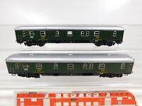 CF816-0,5# 2x Märklin H0/AC 4047 D-Zug-Postwagen 62262 Stg DBP, gebraucht