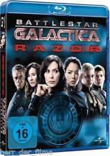 BATTLESTAR GALACTICA: RAZOR (Edward James Olmos) Blu-ray Disc NEU+OVP