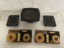 1 x Grundig  Box M300  original Tieftöner  4Ω 2 x Hochtöner 2 x Frequenzweichen
