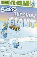 NEW The Snow Giant (Smurfs Classic) by Peyo