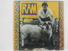 Paul and Linda McCartney  Ram Vinyl LP Record First Edition